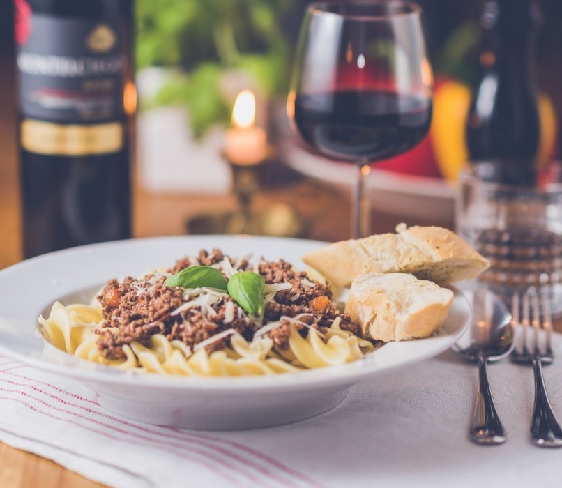 Food and Wine Matching