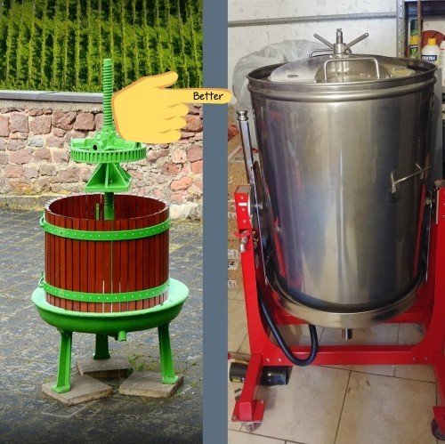 Grape Press Machine – Which Type to Choose?