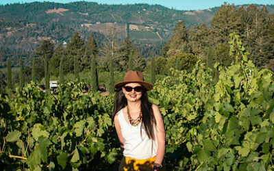 Visiting the Napa Valley