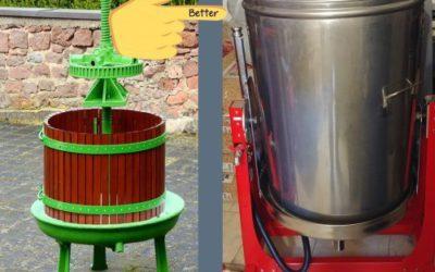 Grape Press Machine – Which Type to Chose?